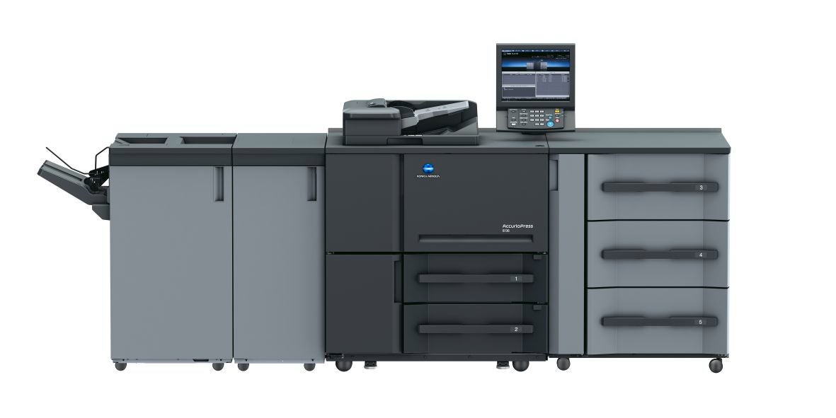Konica Minolta AccurioPress 6136 professionel printer