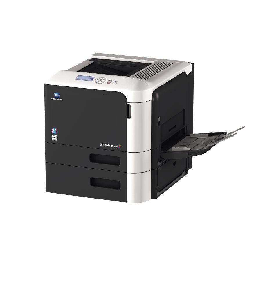 Stampante per ufficio Konica Minolta bizhub c3100p