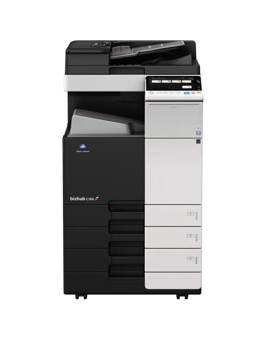 Stampante per ufficio Konica Minolta bizhub c308