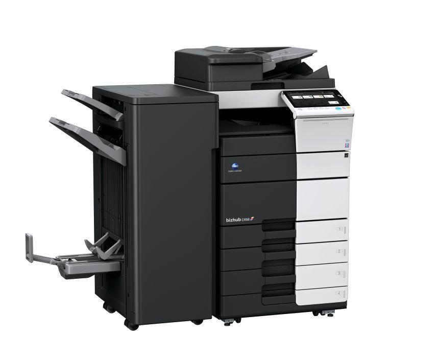 Stampante per ufficio Konica Minolta bizhub c658