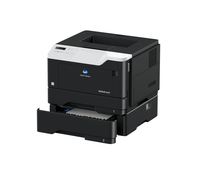 Konica Minolta bizhub 3602p multifunktionsprinter