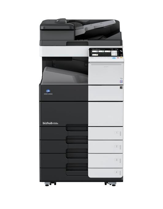 Konica Minolta bizhub 658e multifunktionsprinter