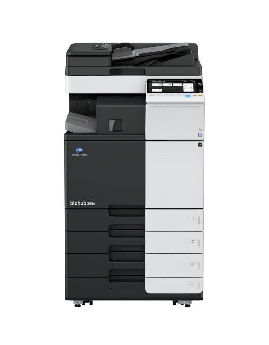 Konica Minolta bizhub 368e multifunktionsprinter