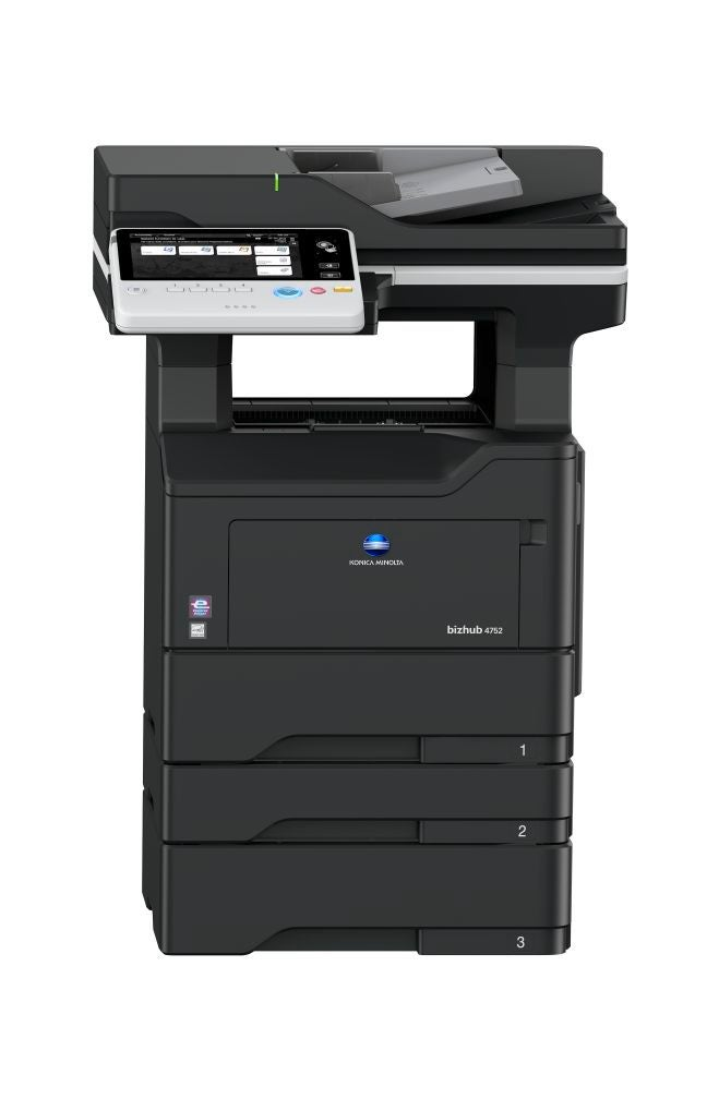 Konica Minolta bizhub 4752 multifunktionsprinter
