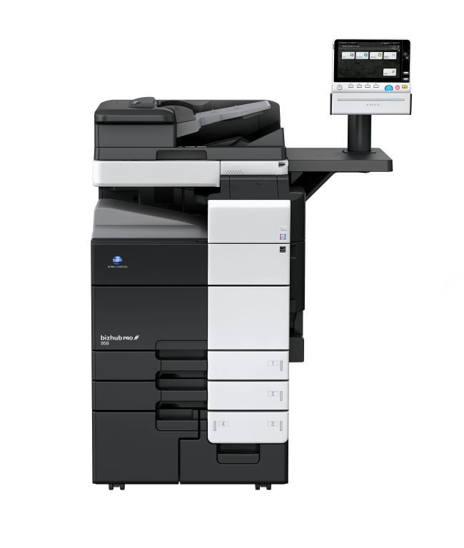 Stampante professionale Konica Minolta bizhub pro 958