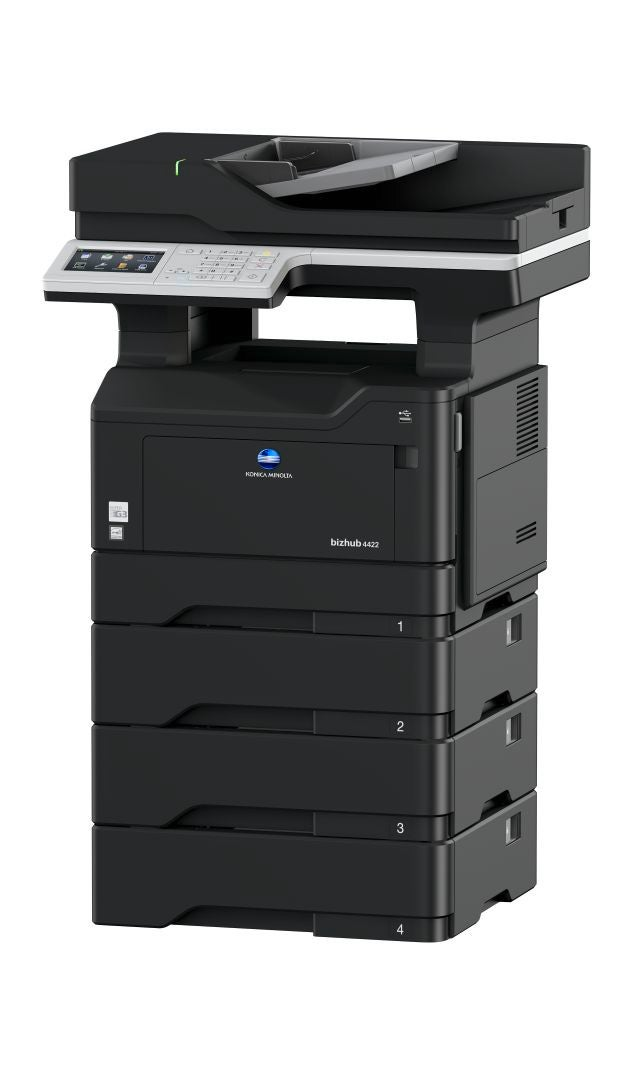 Konica Minolta bizhub 4422 multifunktionsprinter