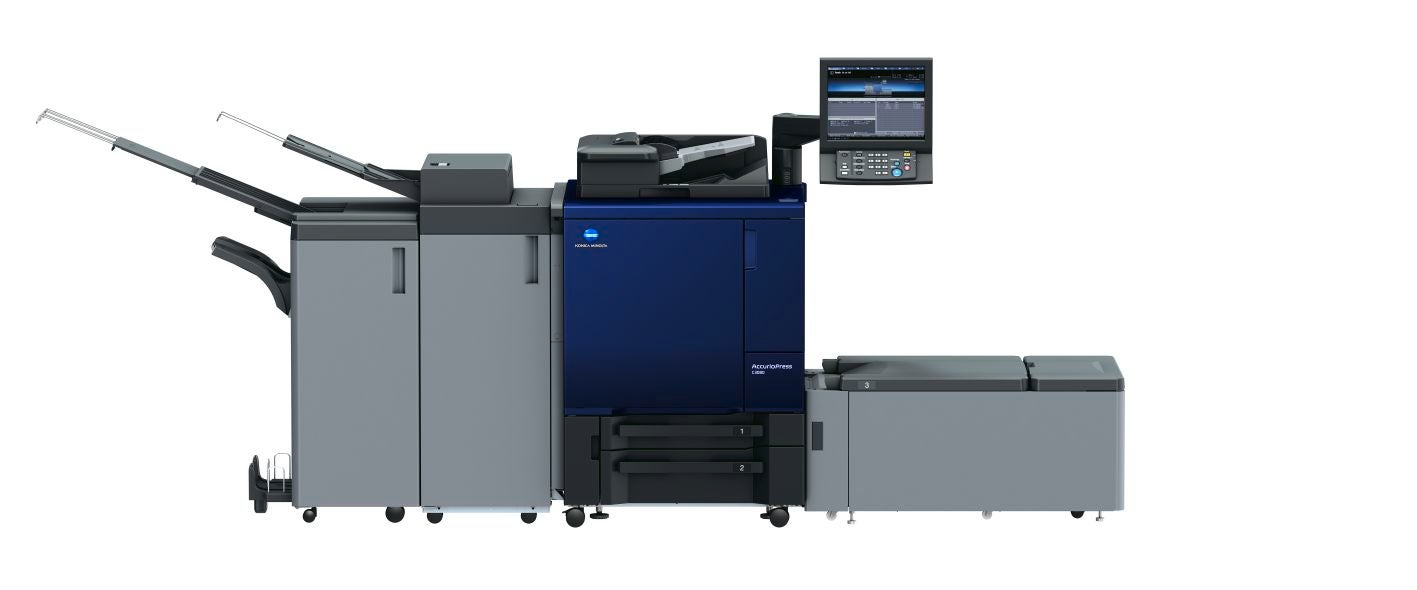Konica Minolta accurio press c3070 produksjonsprinter