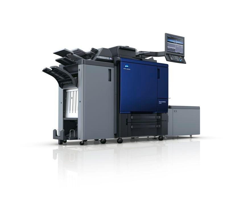 Konica Minolta AccurioPrint c3070l professionel printer