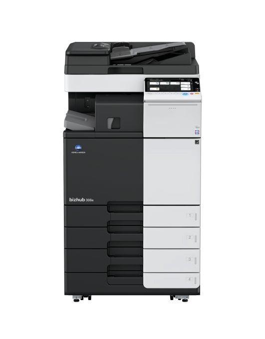 Konica Minolta bizhub 308e multifunktionsprinter