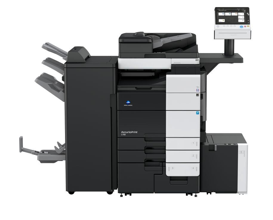 Konica Minolta AccurioPrint c759 professionel printer