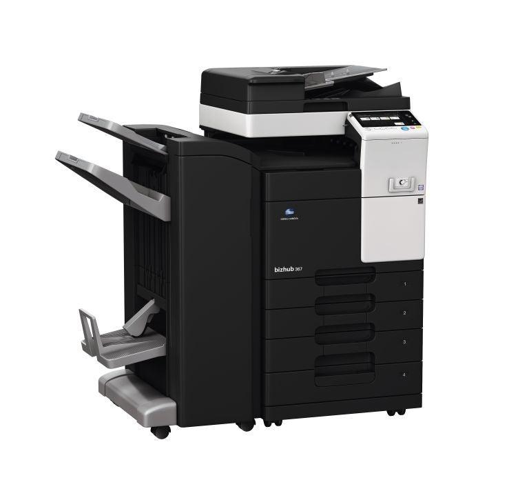 Stampante per ufficio Konica Minolta bizhub 367
