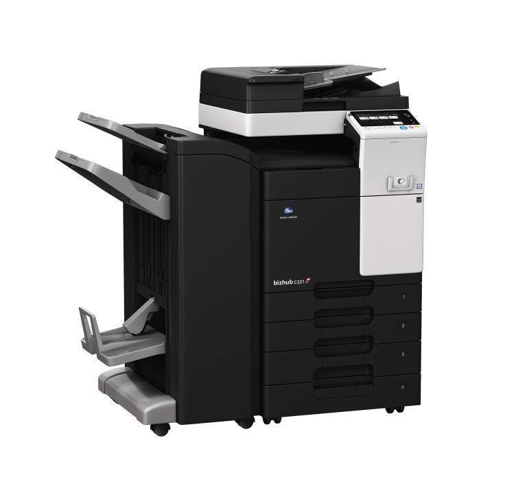 Stampante per ufficio Konica Minolta bizhub c227