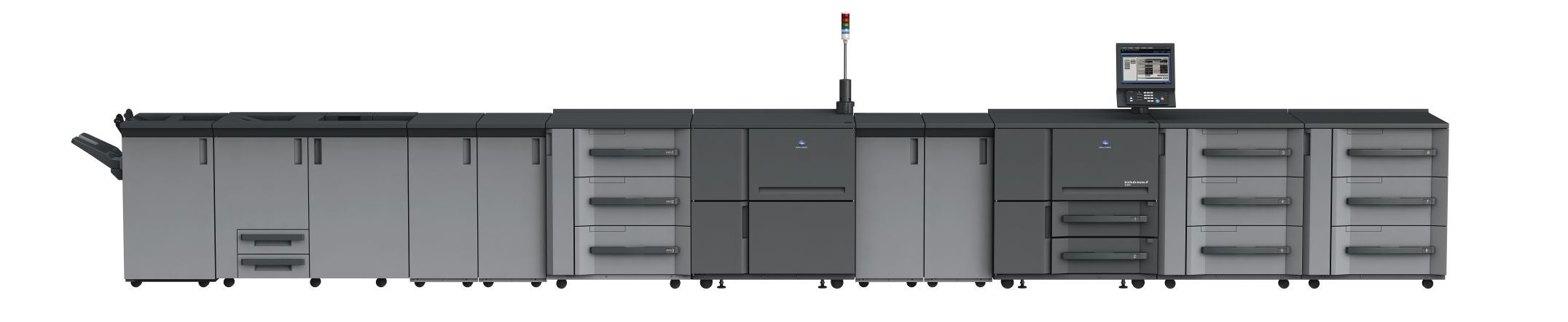 Konica Minolta bizhub PRESS 2250p professionel printer
