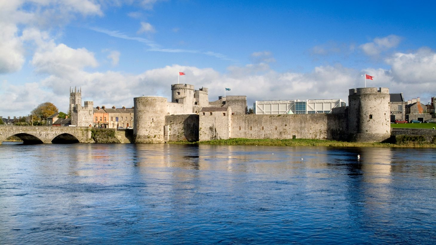 Visit King John's Castle.