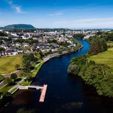 Image of Sligo Town in County Sligo