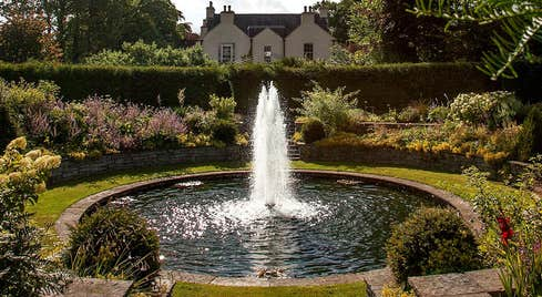 Ballintubbert Gardens & House