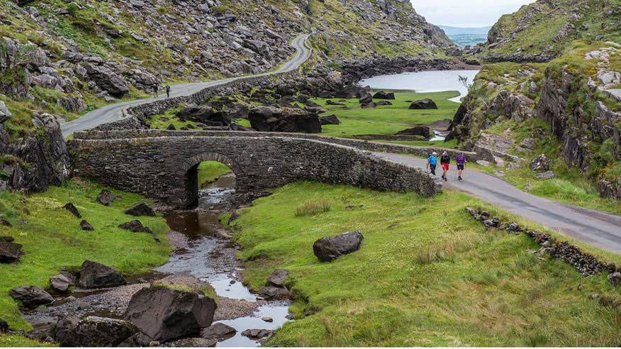 Discover the magical Ring of Kerry.