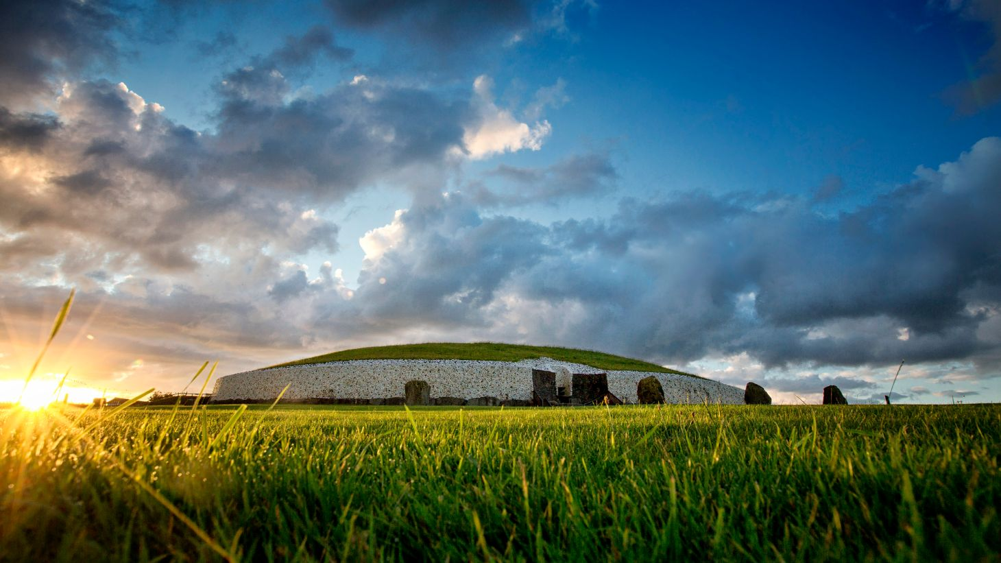 Visiting Newgrange is a must for anybody in Ireland.