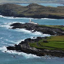 Image of Valentia Lighthouse in County Kerry