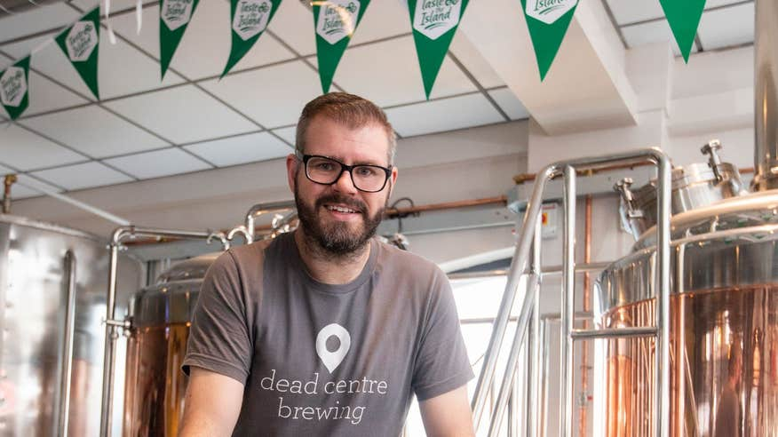 Don't miss a visit to Dead Centre Brewing.