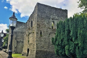 Image of Maynooth Castle in County Kildare