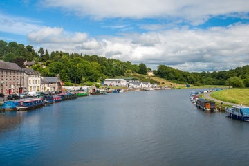 Image of Graiguenamanagh in County Kilkenny