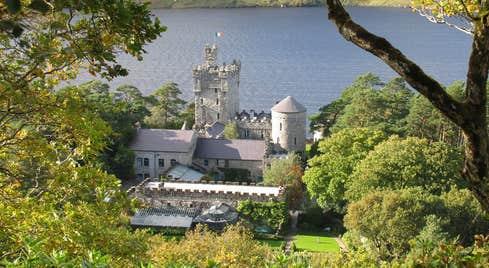 Glenveagh National Park and Castle