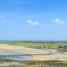 Image of Lahinch Beach in County Clare
