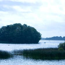 Image of Lough Ennell in Mullingar in County Westmeath