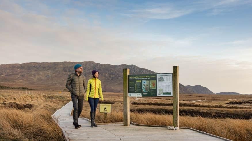 Explore the incredible Wild Nephin Ballycroy National Park.