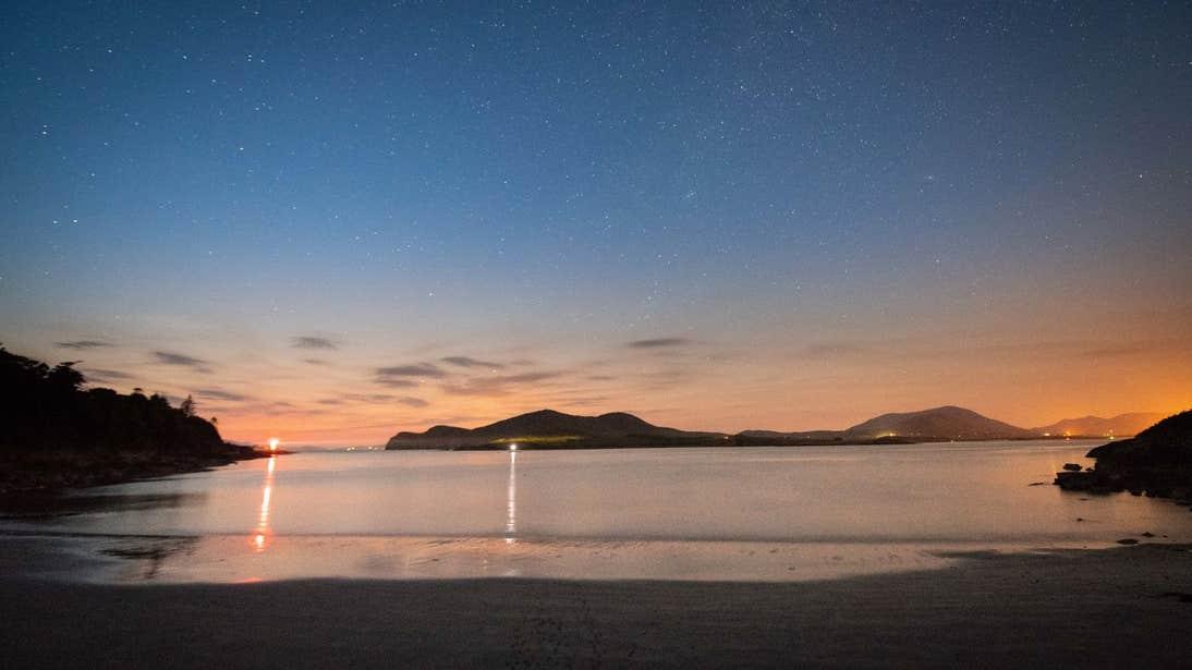 Stunning views at Kerry International Dark Sky Reserve