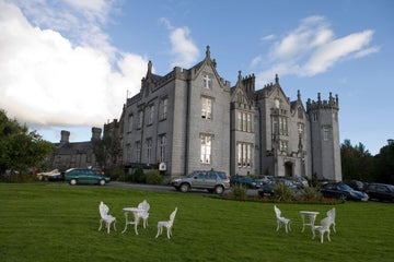 Image of Kinnitty Castle in County Offaly
