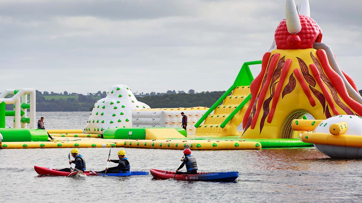 Get out on the water at Baysports for some fun filled adventures!