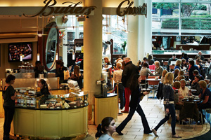 Butlers Chocolate Café - Dundrum Town Centre