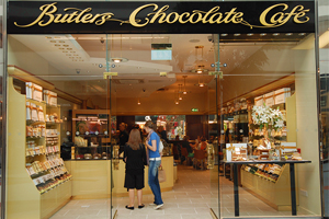 Butlers Chocolate Café - Blanchardstown Shopping Centre