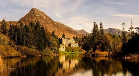 Ballynahinch Castle Hotel and Gardens