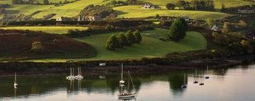 Boats in Kinsale Harbour, County Cork
