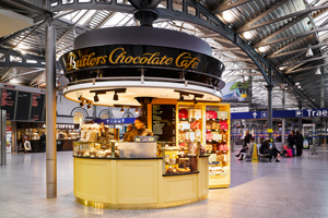Butlers Chocolate Café - Heuston Station