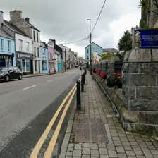 Image of Cahersiveen in County Kerry