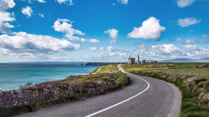 Cycle the beautiful Copper Coast back to Waterford City.