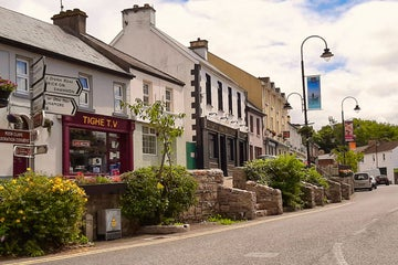 Image of Drumshanbo village in County Leitrim