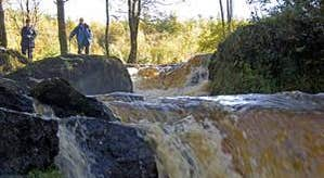 Glenbarrow - Waterfall Loop