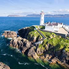 Image of Fanad Lighthouse in County Donegal