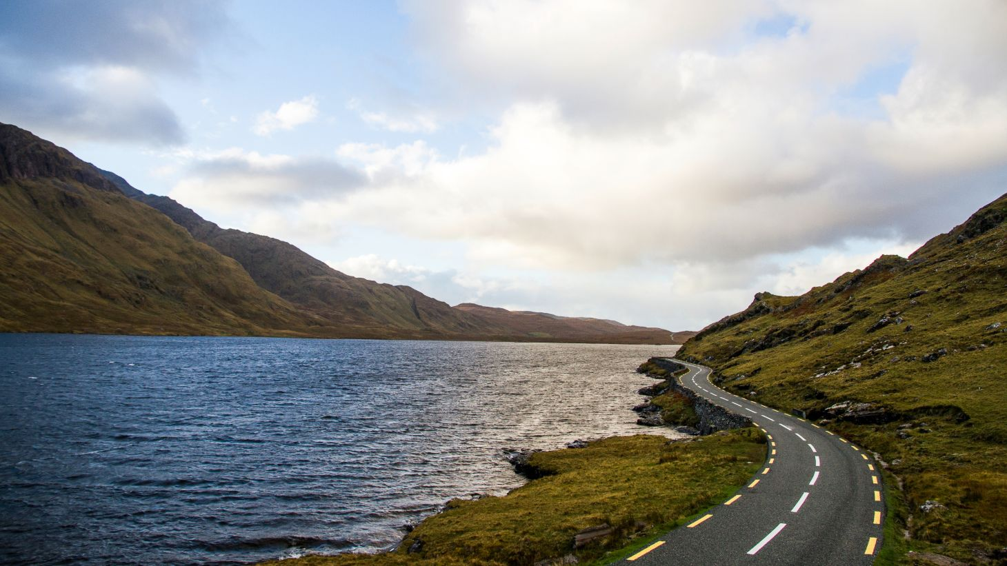 Driving the Wild Atlantic Way is an unforgettable experience.