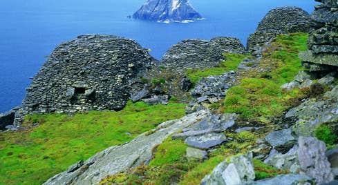 The Skellig Islands - Na Scealga