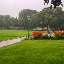 Image of Castlebar town in County Mayo