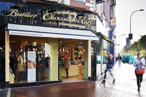 Butlers Chocolate Café - Grafton Street