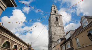 Shandon Bells, St Anne's Church, Shandon