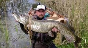 Predator Fishing Ireland