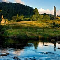 Image of Glendalough Monastic Site and Visitor Centre